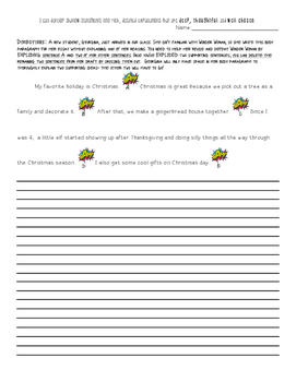 Exploding and Expanding Explanations in Expository Writing