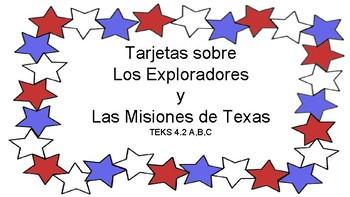 Exploradores y Misiones de Texas