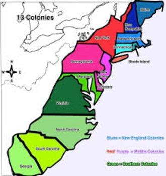 Thirteen Colonies