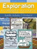 Exploration: A Complete Resource (Grades 3-5)