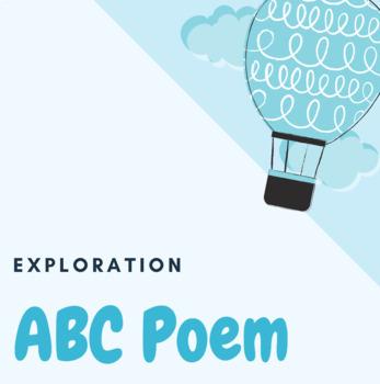Exploration ABC Poem