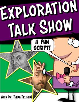 talk show opening script