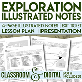 Exploration Illustrated Notes Exploration or Conquest Distance Learning