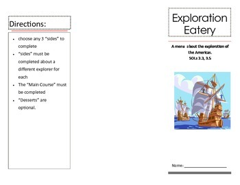 Exploration Eatery