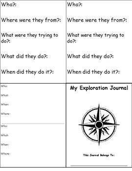 Exploration Journal