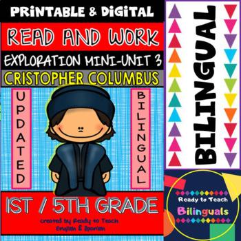 Exploration Mini-Unit 3 - Christopher Columbus - Read and