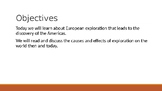 Exploration PPT Interactive & Engaging
