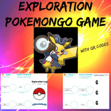Exploration PokemonGo Game