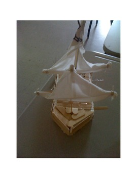 Exploration Shipbuilding 3-D Model Project (Hands On)
