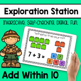 Exploration Station - Add Within 10