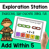 Exploration Station - Add Within 5