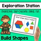 Exploration Station - Build Shapes