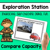 Exploration Station - Compare Capacity