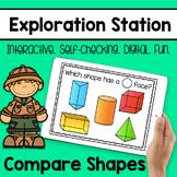 Exploration Station - Compare Shapes
