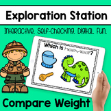 Exploration Station - Compare Weight
