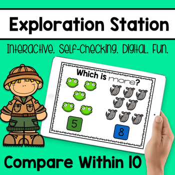 Exploration Station - Compare Within 10