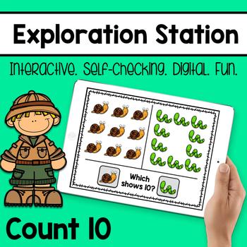 Exploration Station - Count 10