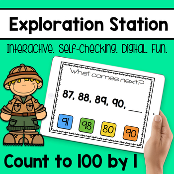 Exploration Station - Count to 100 by Ones