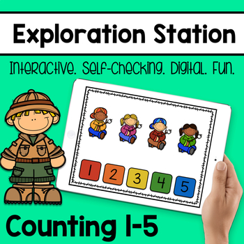 Exploration Station - Counting 1-5