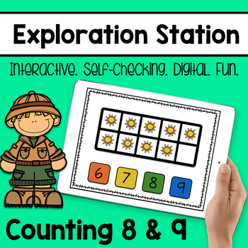 Exploration Station - Counting 8 & 9