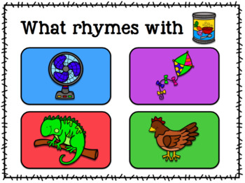 Exploration Station - Hearing Rhyme