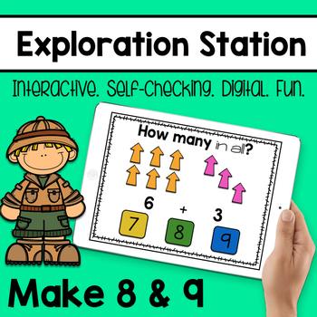 Exploration Station - Make 8 & 9