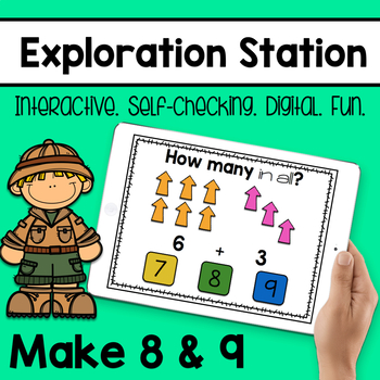 Exploration Station - Make 8 & 9