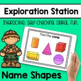 Exploration Station - Name Shapes