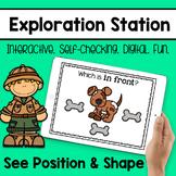 Exploration Station - See Position & Shape