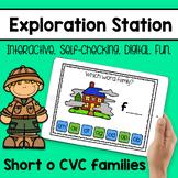 Exploration Station - Short o CVC Families
