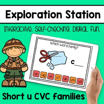 Exploration Station - Short u CVC Families