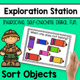 Exploration Station - Sort Objects