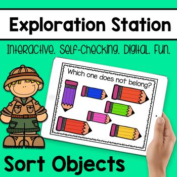 Exploration Station - Sort Objects