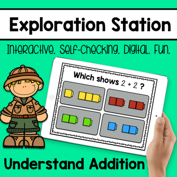 Exploration Station - Understand Addition