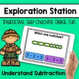 Exploration Station - Understand Subtraction