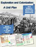Exploration and Colonization: A Unit Plan