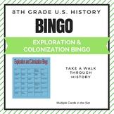 Exploration and Colonization Bingo