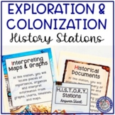 Exploration and Colonization - H.I.S.T.O.R.Y. Stations