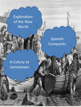 Exploration and Colonization Notes