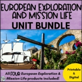 Exploration and Mission Life (in Texas) **BUNDLE**