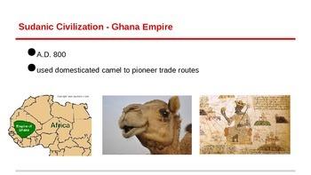 Exploration and Triangular Trade