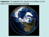 Exploration and the Northwest Passage PowerPoint Presentation