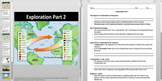 Exploration of America and the Conquistadors Powerpoint AND Notes Worksheet