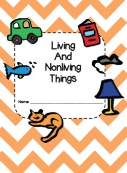 Exploration of Living and Nonliving Things