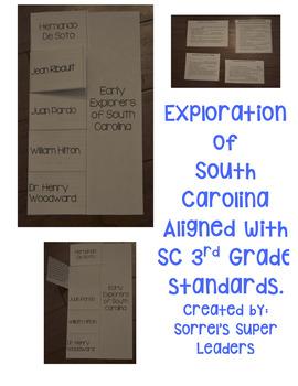 Exploration of South Carolina