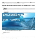 Environmental Science - Exploration of Temperature Anomalies
