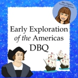 Exploration of the Americas DBQ
