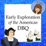 Exploration of the Americas DBQ