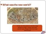 Exploration of the New World/European Explorers
