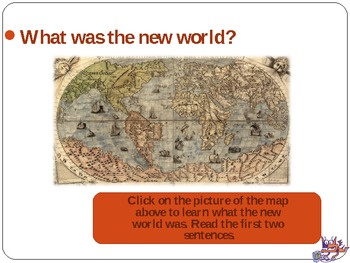 Exploration of the New World/European Explorers